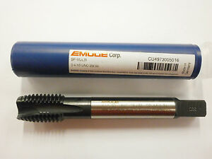 Emuge 3 4 10 Spiral Point Multi tap 2b 3b High Performance Germany Cu4973005016