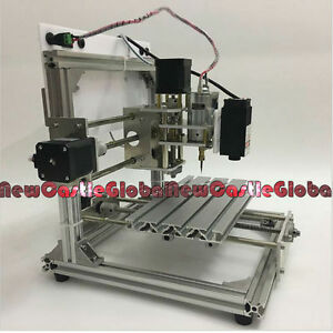 2020 Cnc Router Pcb Pvc Engraver Milling Diy Grbl Wood Carving Arduino Machine