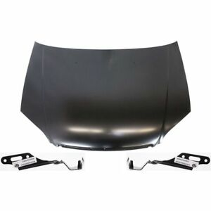 Hood For 2001 2003 Honda Civic Primed Kit Includes 1 Hood 2 Hood Hinges