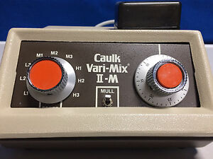 Dental Office Amalgamator Dentsply Vari Mix 7869
