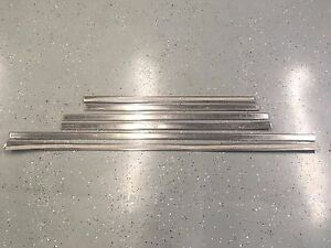 1976 Chevrolet Caprice 4 Door Post Belt Line Trim Donk 1975 1971 1974 73 Impala