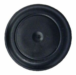 1 1 4 Black Rubber Flush Mount Plug For Body Sheet Metal Hole Qty 1 1 25 Inch