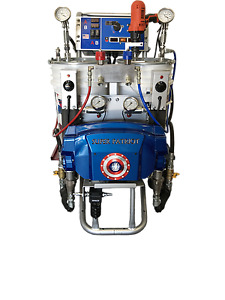 Super Patriot Spray Foam Machine