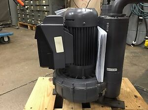 Man Roland Vfd Centrifugal Pump 8001l130917 Becker Sv 7 190 1 400