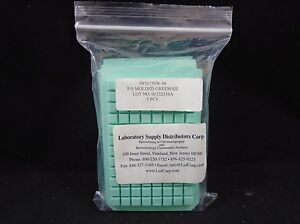 Lab Supply Distributors Silicone Sealing System 96 well Square pack Of 5