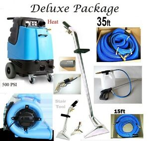Carpet Cleaning Mytee 1003dx Wand Hoses Combo