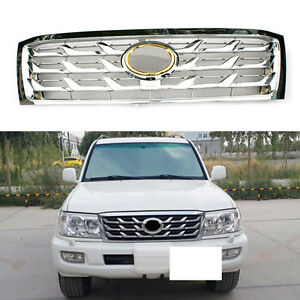 New Scaly Front Grille For Toyota Land Cruiser 4700 Lc100 Fzj100 Uzj100 2006 07