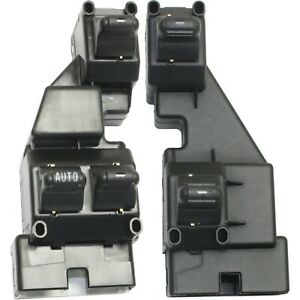 Window Switch For 99 2001 Dodge Ram 1500 2 button And 3 button Set Of 2