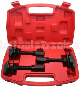 Semi Floating Rear Axle Bearing Seal Remover Puller Set Fits Slide Hammer Puller