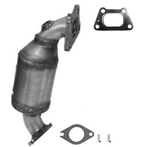 Catalytic Converter Direct Fit Front Left Eastern Mfg 50495
