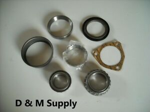 Case Ih International Wheel Bearing Kit 70 1026 1086 560 826 1466 1468 450 560