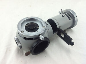 Zeiss Fluoro Condenser For Microscope 46 63 00 9901