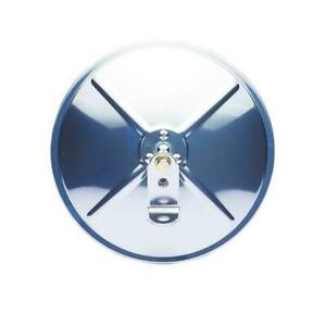 Clamp On Spot Mirror Hd 8 1 2 Round Convex Ss