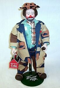 1999 COCA COLA EMMETT KELLY