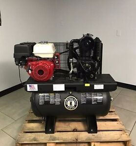 Industrial Gold Platinum Air Compressor Series Ci13geh30