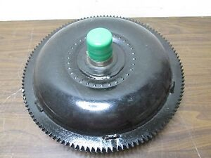 Dodge Chrysler Oem 10 16 Journey torque Converter 120 Tooth New Free Shipping
