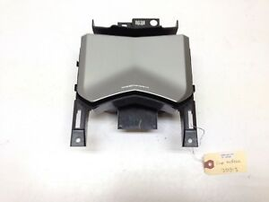 08 13 Cadillac Cts Center Console Cupholder Silver Cup Holder Gm Oem Used