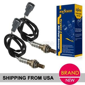 2 Downstream Oxygen Sensor 2 Bank 1 Bank 2 For 2003 2001 Toyota Rav4 New