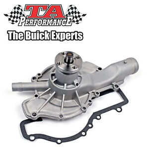 New 1962 1963 1964 1965 1966 400 401 425 Buick Nailhead Water Pump With Gasket