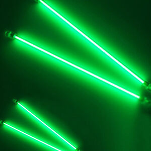 6 12 Car Green Undercar Underbody Neon Kit Lights Ccfl Cold Cathode Tube