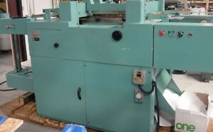 Lhermite Ex 360 Automatic Punch Video Link In Description Price Reduced