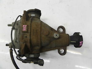 Nissan Stagea Jdm Rhd Rear Differential Assembly 4 1 Ratio Open Wc34 Series 2