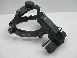Keeler Vantage 1202 p 6106 Binocular Indirect Ophthalmoscope No Power Supply