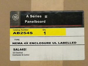 Ab254s A series Nema 4x Stainless Steel Enclosure