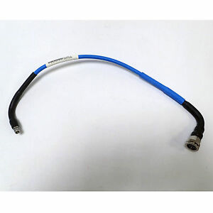 Megaphase 04 001844 Cable 17 Inches 90 Deg Sma m To Type N m