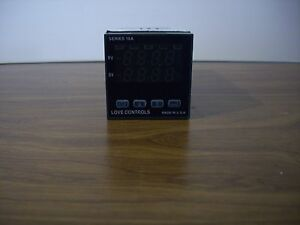 Dwyer Love Controls 16a2153 996 Temperature Process Controller Alarm