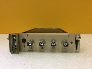 Ball Efratom Mbf Series 808 430 2301 Output Module For Mfs Modular Mainframes