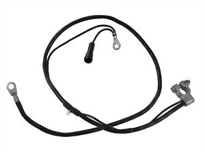 1987 1993 Ford Mustang 46 Negative Ground Engine Battery Cable Connector