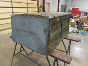 Model T Ford Roadster Peddlers Box Mt 833