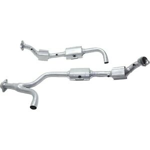 Evan Fischer New Catalytic Converter Front For Ford Mustang 1999 2004