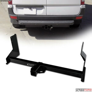 Class 3 iii Trailer Hitch Receiver Rear Tube Towing For 07 16 Sprinter Cargo Van