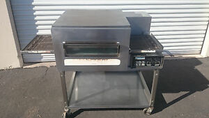 Lincoln Impinger Conveyor Pizza Oven Model 1162 060 In Electric