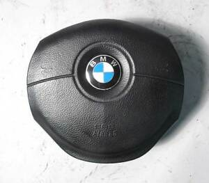 1999 2002 Bmw Z3 M Sport Steering Wheel Airbag W Emblem Coupe Roadster Used Oem