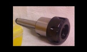 New Morse Taper Mt2 Collet Chuck Tooling