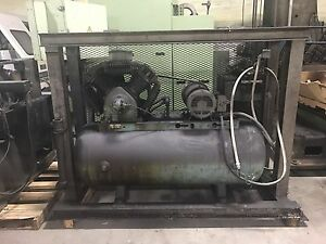 Devilbiss 15hp Tank Mounted Air Compressor