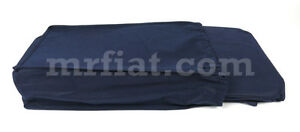 Fiat 500 Bianchina Blue Car Cover New