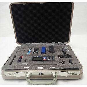 Time Tr200 Surface Roughness Tester With Large Lcd Display Li ion Battery