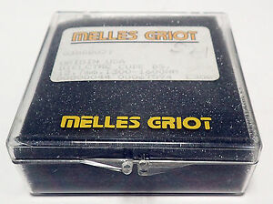Melles Griot 03bsd027 Broadband Dielectric Cube Beamsplitter 12 7mm 1300 1600nm