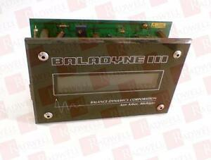 Balance Dynamic 955 955 used Tested Cleaned