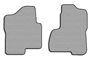 2000 2006 Gmc Yukon 2 Pc Front Factory Fit Floor Mats 2wd