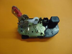 2003 2007 Jeep Liberty Rear Tailgate Latch Power Latch Actuator Tail Gate Oem
