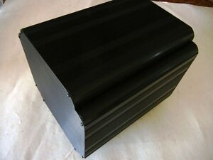 Aluminum Project Box Gk8 Enclosure 10 x 20 x10 10 Wide 20 Long 10 High