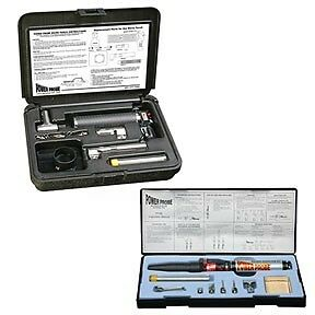Power Probe Pphr100gs Combo Power Probe Soldering Kit And Micro Torch Kit