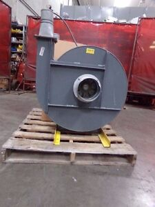Italsime High Pressure Industrial Blower Fan With 4kw 6hp Simotop Motor Pkg