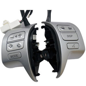 Steering Wheel Control Bluetooth Audio Switch 84250 02110 8425002200 For Corolla
