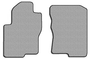 2009 2013 Suzuki Equator 2 Pc Front Factory Fit Floor Mats